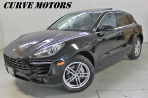 2016 Porsche Macan S **NAVIGATION/CAMERA/ROOF/LED/XENON/LEATHER*