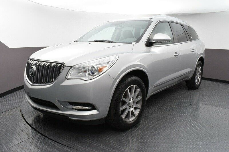 Image 2 Voiture American used Buick Enclave 2017
