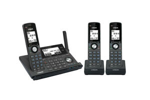 3 Handset Cordless Phone with ID Caller