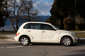 PT Cruiser, Low mileage, excellent condition