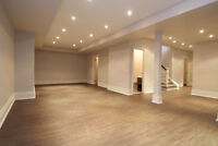 Basement Finishing and Renovations - Maximize your space