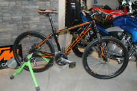 Brand New KTM Bicycles