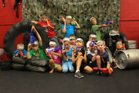 NERF Wars Birthday Party - Best Party EVER