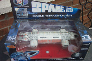 SPACE 1999 - Limited Edition - V.I.P. EAGLE TRANSPORTER