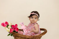 """BABY PHOTOGRAPHY $50 """"SITTER SESSION"""""""