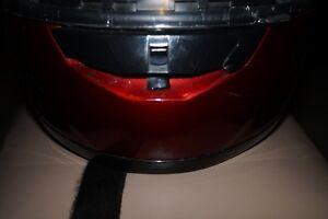 XPEED motorcycle helmet SZ Large Kitchener / Waterloo Kitchener Area image 2
