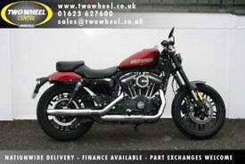 Harley-Davidson XL 1200 CX Roadster | 17 reg | Candy Red |