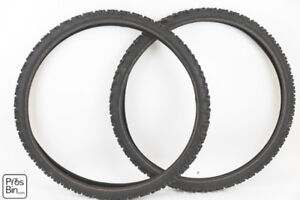 """29"""" x 2.1 Studded Winter Tires for Bicycle"""