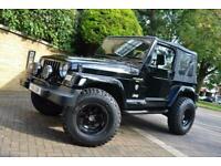 1998 Jeep Wrangler 4.0 Sahara Hard Top 4x4 3dr
