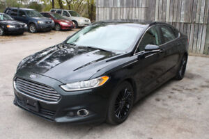 2014 Ford Fusion SE   Rare Colour   1Owner   Leather   2.0 ECOBO