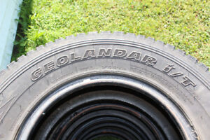 235/75/15 Tires for sale