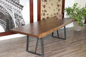 Live Edge Dining Tables - Premium Stock Available!