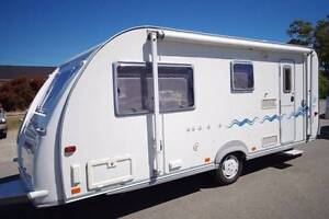 New & Pre-Loved Caravans for Sale - NOR Kingsley Kingsley Joondalup Area Preview