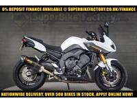 2013 13 YAMAHA FAZER 8 ABS 780CC 0% DEPOSIT FINANCE AVAILABLE
