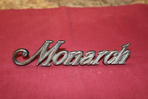 Monarch Emblem