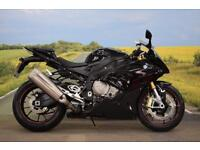 BMW S1000RR **Cruise Control, Heated Grips, Slick Mode**