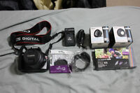 Canon T3 (1100d) with freebies OBO