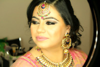Hair and makeup services $45 makeup only special