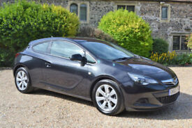 Vauxhall/Opel Astra GTC 1.7CDTi 16v ( 130ps ) ( s/s ) 2012. Sport, FSH, 1 OWNER,
