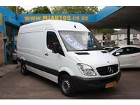 2013 13 MERCEDES-BENZ SPRINTER 2.1TD 313CDI MWB PANEL VAN DIESEL