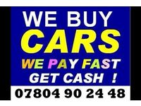 WANTED CAR MOTORCYCLE SCOOTER CASH BUY YOUR SELL MY TODAY Fast