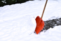 LEAVE THE SNOW SHOVELING TO US!