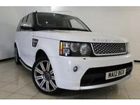 2012 12 LAND ROVER RANGE ROVER SPORT 3.0 SDV6 AUTOBIOGRAPHY SPORT 5DR 255 BHP DI