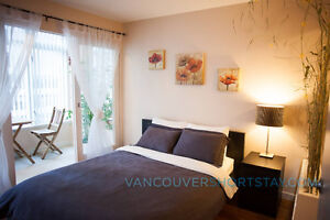 Beautifully Furnished Corporate Suite w/ Den - $3720 per 30ni.