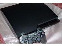 PS3 slim 250gb PLUS GAMES. CHEAP!!!