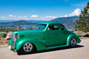 1938 Custom Chevrolet Coupe for Sale