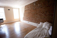 Exclusive Roy Studio loft apartment available September 1st!