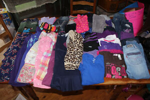 Huge Lot of Size 5 Girl's Clothes