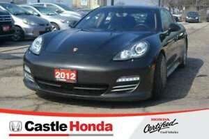 2012 Porsche Panamera 4S (PDK)/ONE OWNER!
