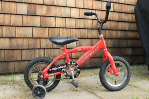 vélo Louis Garneau 12 po (3-6 ans)