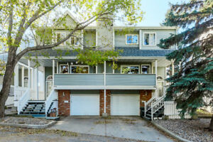 2 Storey WALKOUT in SHERWOOD PARK! 3 Bed 2.5 Bath, 1500 sq ft!