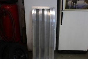 Aluminum vents