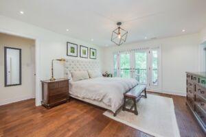 Stunning King Master Bedroom