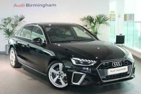 image for 2021 Audi A4 DIESEL SALOON 35 TDI S Line 4dr S Tronic Auto Saloon Diesel Automat
