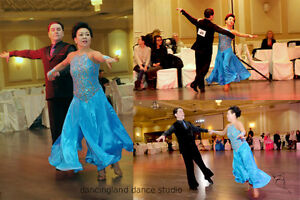 ballroom dancing Toronto - dance lessons, Salsa classes