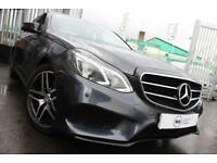 2015 15 MERCEDES-BENZ E-CLASS 2.1 E220 BLUETEC AMG NIGHT EDITION 4D AUTO 174 BHP
