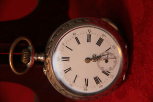 Gold and Silver Antique Pocket Watches.  Great Christmas present