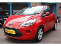 2013 13 FORD KA 1.2 EDGE 3DR 69 BHP