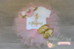 Birthday Outfits/ Smash Cake Outfits/ Tutus/ Personalized Tees