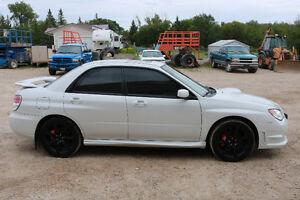 2007 Subaru WRX Sedan