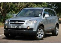 2011 Chevrolet Captiva 2.0 LT VCDI 5d 148 BHP Estate Diesel Automatic