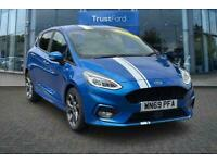 2019 Ford Fiesta ** 1.0 EcoBoost 125 ST-Line 5drWith One Owner From New ** Man