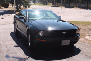 2008 Ford Mustang Base Coupe (2 door)