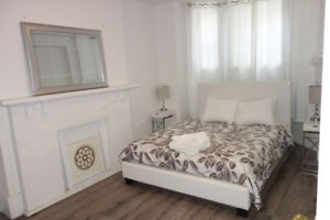 New! Fully Furnished- 3 bedrooms!