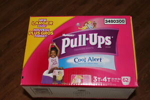 Pull-ups Cool Alert Fille (3T-4T) - DaisyBaby