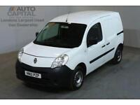 1.5 ML19 DCI 4D 90 BHP SWB DIESEL PANEL MANUAL VAN, NO VAT 2012